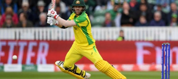 David Warner ICC World Cup 2019 CWC 2019 Australia Pakistan leap forward