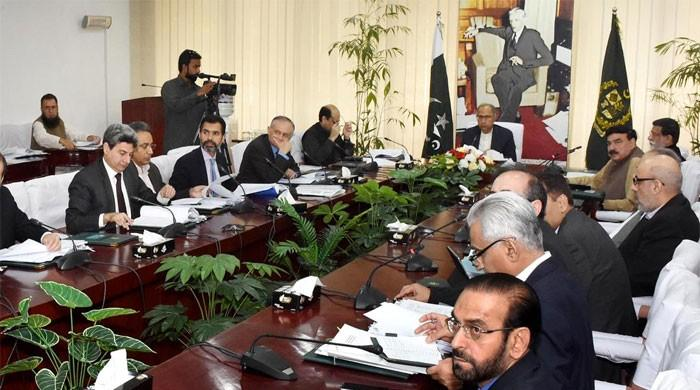 ECC gas prices Hafeez Shaikh advisereconomic ECC Economic Coordination Committee HAfeez Shaikh finance adviser