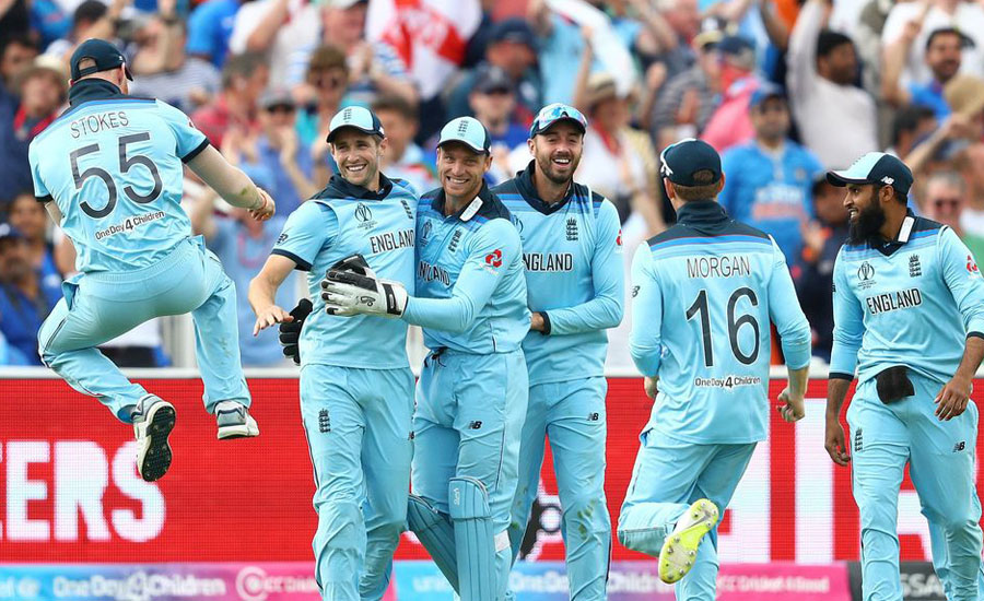 England beat India to keep semi-final hopes alive