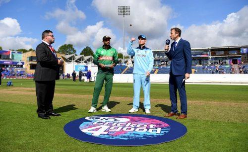 Bangladesh England ICC Cricket World Cup CWC World Cup 2019 ICC World Cup 2019 trophy