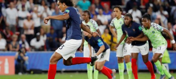 France Renard VAR penalty record