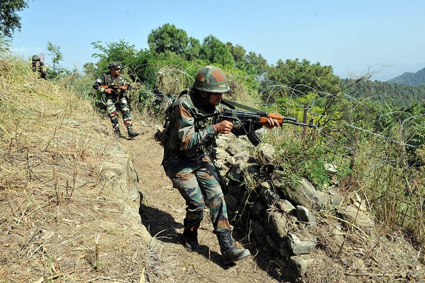 Indian troops martyr four Kashmiri youth in Shopian