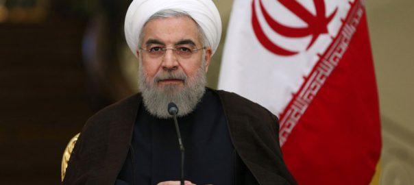 iran Iranian president US Defence Secretary President Hassan Rouhani
