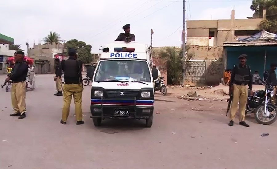 Two policemen gunned down in Karachi's Orangi Town