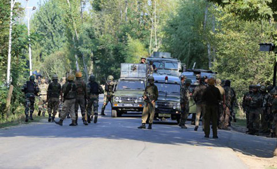 Indian troops martyr one Kashmiri youth in Baramulla