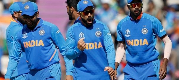 Virat Kohli ICC Code of Conduct World Cup India Afghanistan