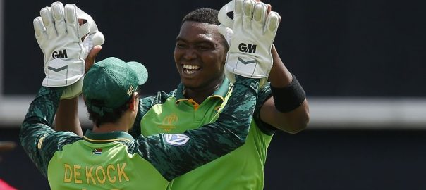 Lungi Ngidi New Zealand ICC World Cup World Cup 2019 CWC 2019