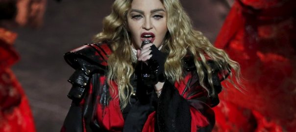 MADONNA MADAME X SINGER SONG AWARDS