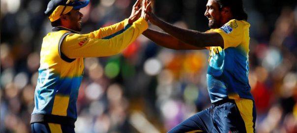 Malinga, Sri Lanka, thrilling, win, England, World Cup