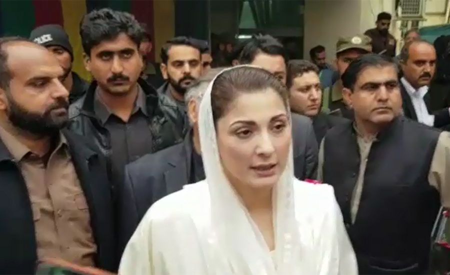 Maryam Nawaz submits reply in ECP on plea against her appointment