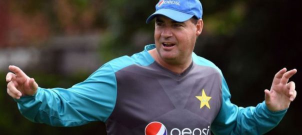 arthur mickey arthur Pakistan India ICC CWC 2019 World Cup 2019
