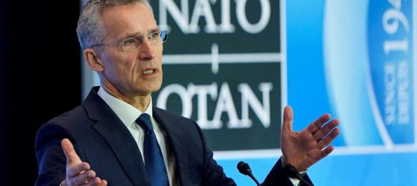NATO, Russia, destroy, missile, response