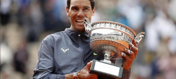 Nadal, Thiem, 12th, French, crown, Roland Garros