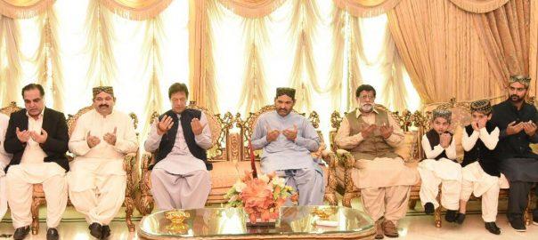 Ali Mohammad Mahar, PM Imran Khan,
