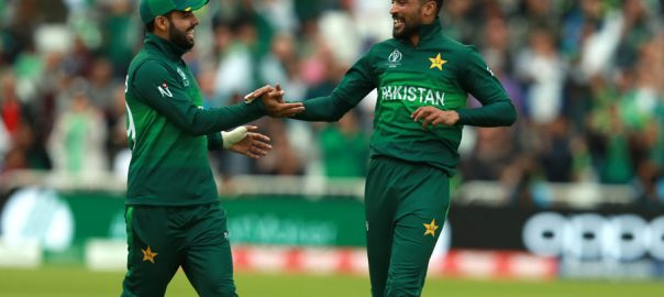 slow over rate Pakistan Fined Pakistan fined England ICC code of conduct SarfarazPakistan England ICC CWC 2019