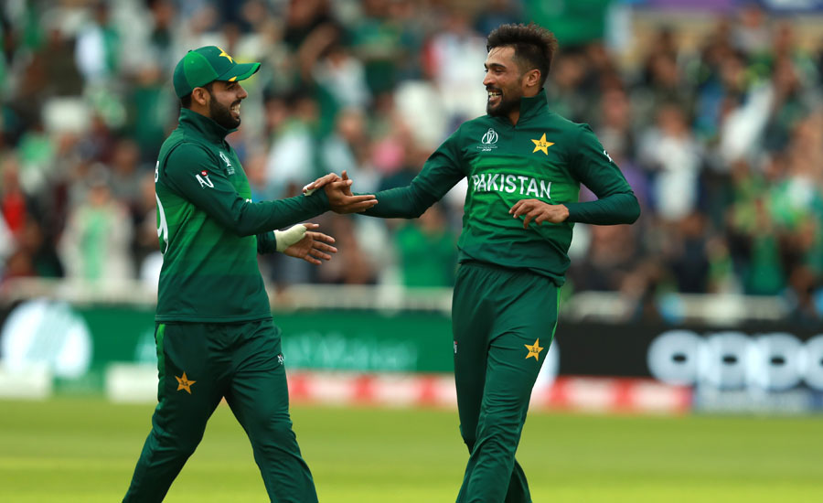 Pakistan fined for slow over rate against England