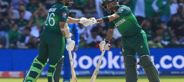 Pakistan, Afghanistan, three, wickets thriller