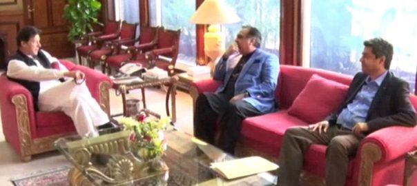 ministry MQM-P PM Prime minister Imran Khan PM imrna khan Sindh Governor Imran Ismail mayor karachi