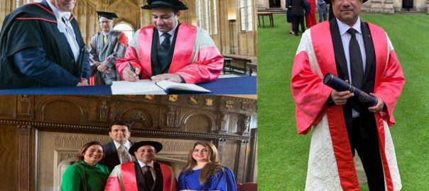 Rahat Fateh Ali Khan Rahat Fateh Oxford doctorate degree honorary degree