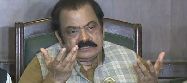 prices petrol prices Pakistan Muslim league-N PMl-N Rana Sanaullah