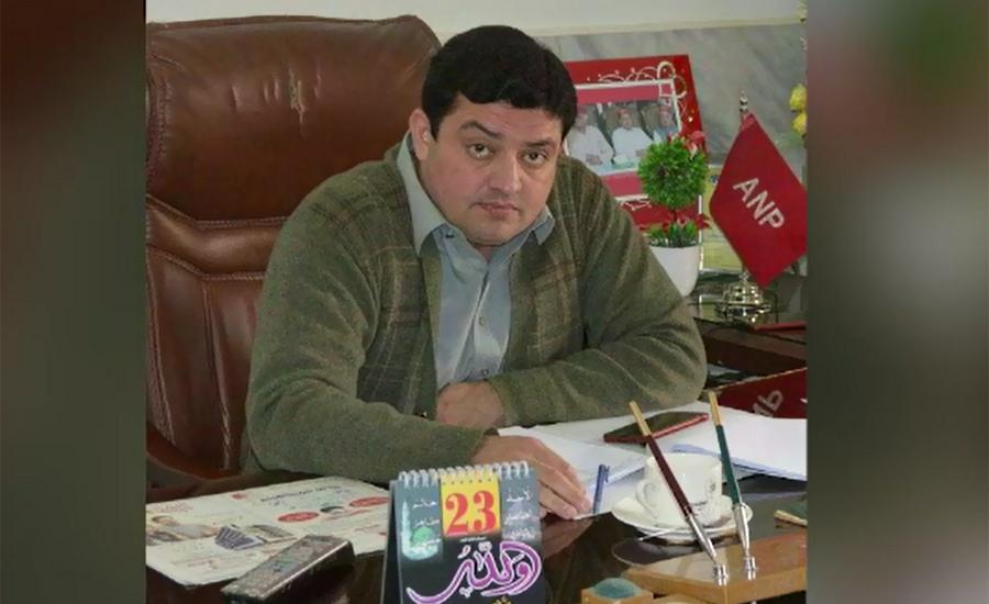 Peshawar ANP city president Sartaj Khan shot dead