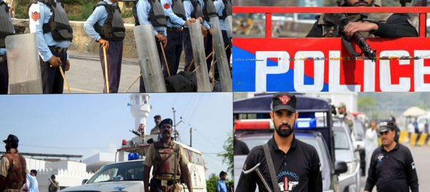 security arrangements Special security IG Islamabad Rangers