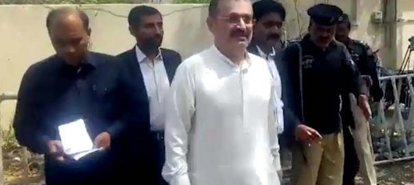 Sharjeel, Memon, released, Karachi, jail, assembly