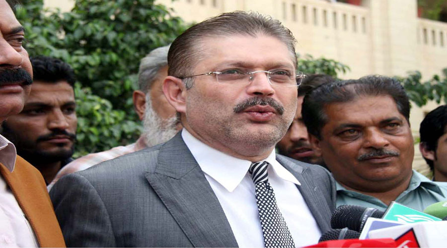 Sharjeel Memon PPP leader SHC Sindh High Court bail sharjeel NAB National Accountbaility Bureau