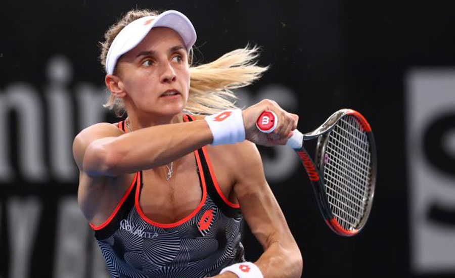 Tennis player Tsurenko seeks confidence-boosting French Open win over Halep