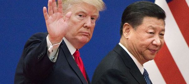 trade G20 Trump Xi US China