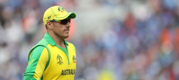 Vaughan Australia ICC FInch World Cup 2019 CWC 2019 London