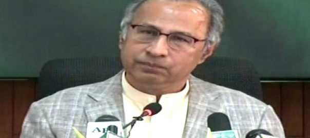 Adopt austerity measures Budget finance adviser hafeez shaikh austerity