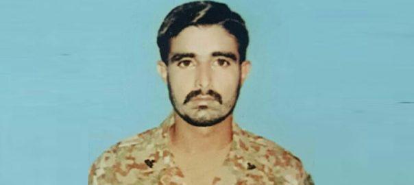 Jawan, martyred, attack, Pak Army, patrolling, vehicle, North Waziristan