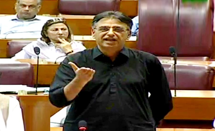 Those who looted national kitty to be held accountable: Asad Umar