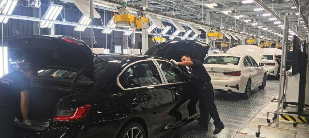 bmw car mexico tariff us threat germany official