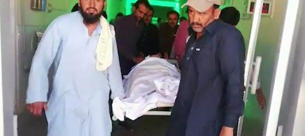 Three, die, gas, cylinder, explodes, vehicle, Ziarat