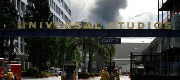 Musicians lament Universal fire LOS ANGELES