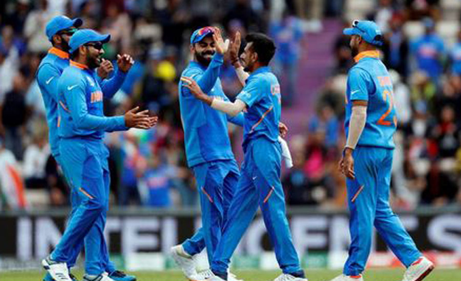 Rohit century gives India winning start to World Cup