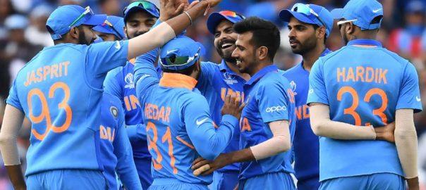 indian won