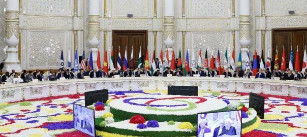 Iran DUSHANBE nuclear deal United States Gulf regio
