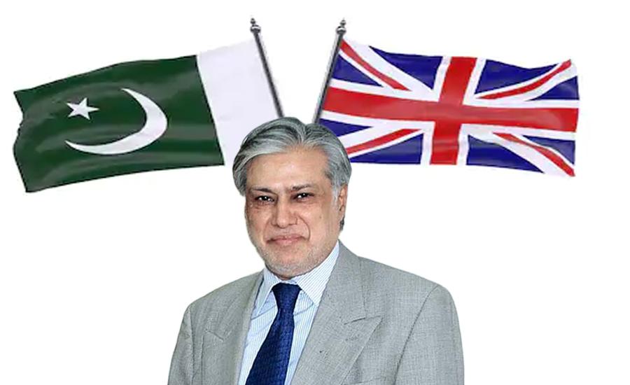 Interpol issues Ishaq Dar a clean chit