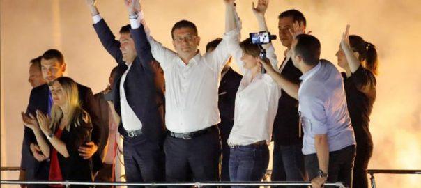 New Istanbul, mayor, star, power, challenge, Erdogan