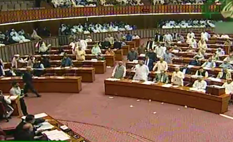 """""""Finance Bill 2019"""" moved for approval in NA"""