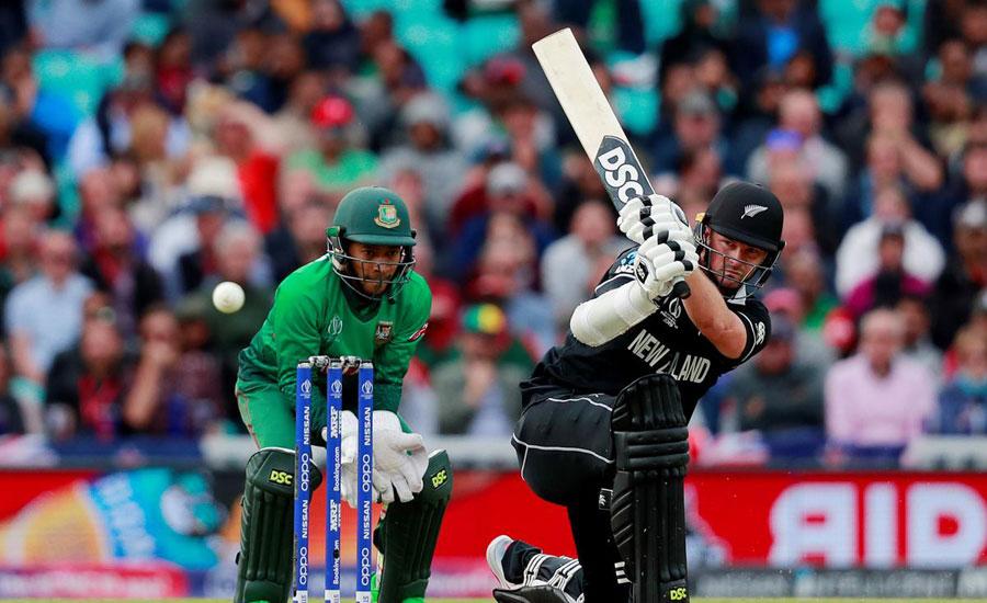 New Zealand hold nerve to sink Bangladesh in thriller