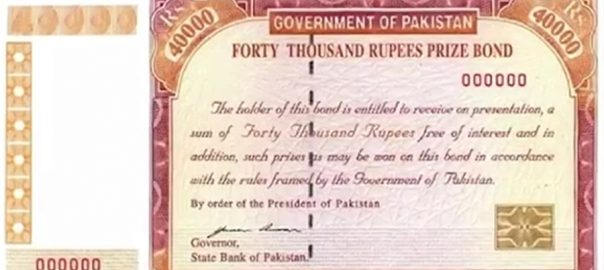 SBP State Bank Of pakistan prize bond State bank of pakistan FBR Federal Board of Revenue