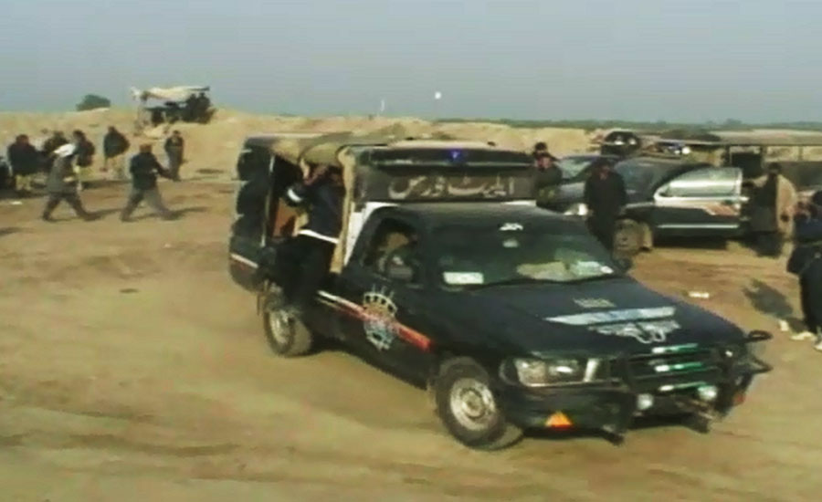 SHO, ASI martyred in encounter with dacoits in Shikarpur
