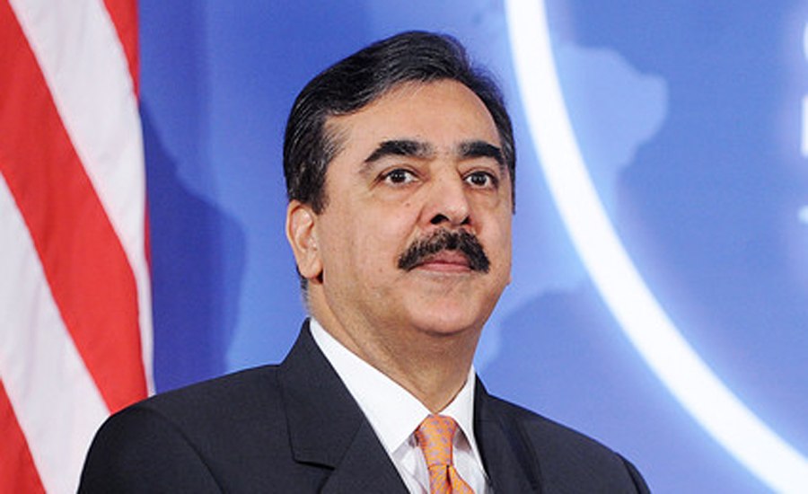 Court decides to indict Yousaf Raza Gillani in Illegal contracts case