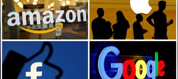US Lawmakers Senators Google Amazon US