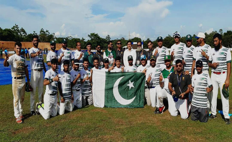 Pakistan thrash arch-rivals India 13-2 to reach West Asia Baseball Cup final