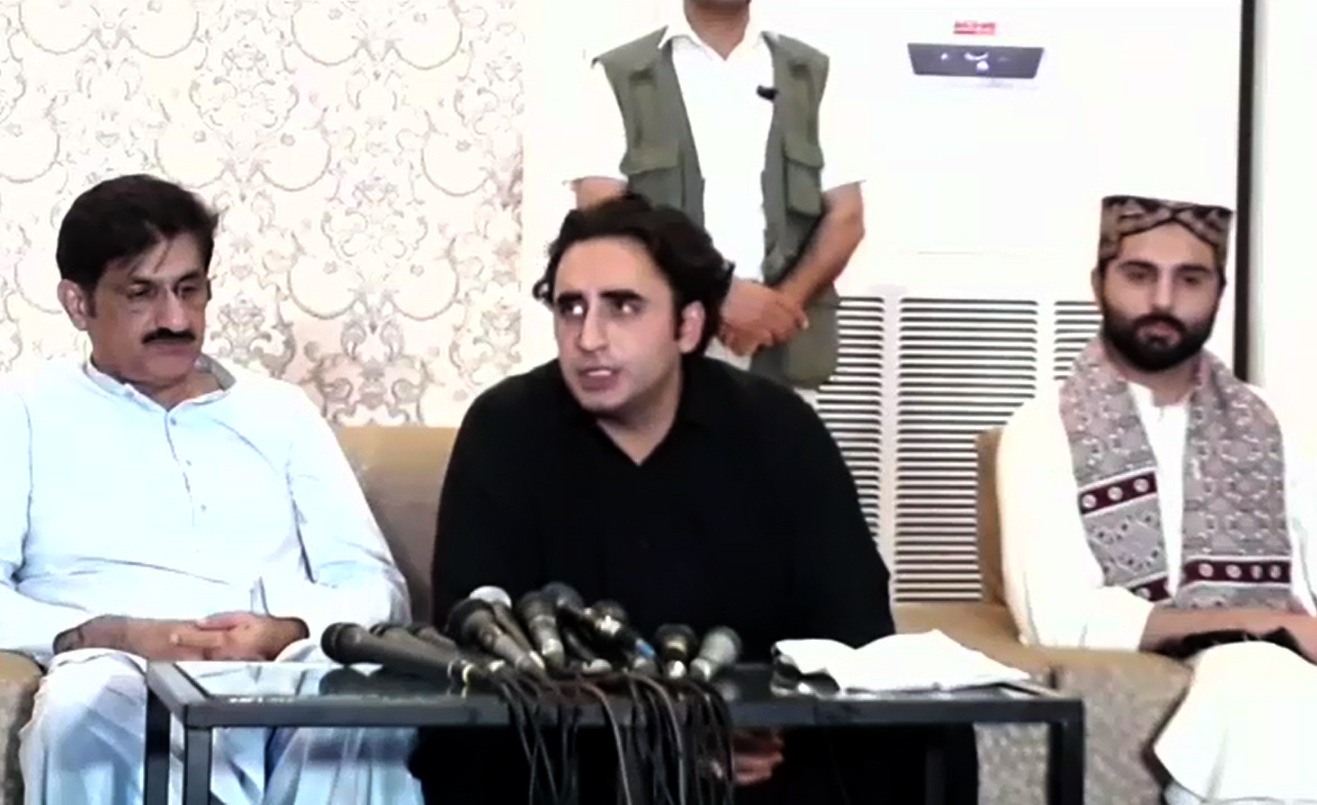 Country will make progress only if new generation leads, says Bilawal Bhutto